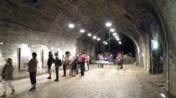 ナチスドイツのドーラ強制収容所解放から70年 V2号ミサイルが製造された地下工場は今