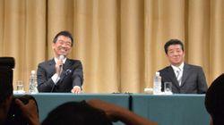 橋下徹氏、笑顔で引退表明「大変幸せな7年半、本当に悔いがない」【会見詳報】