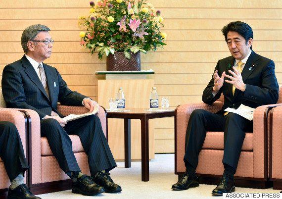 翁長雄志・沖縄知事「基地がなくなれば沖縄は大きく発展する」【会見詳報】