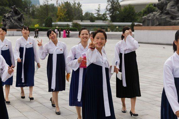 世界で最も孤立した国、北朝鮮で過ごした8日間(画像)