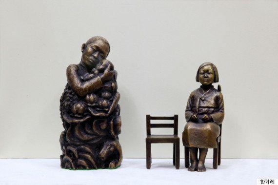 韓国軍のベトナム戦争虐殺、被害者を慰霊する銅像を建立へ 作ったのは「慰安婦像」の夫妻