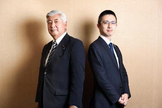 「存立危機事態」は存在するか 中谷元・前防衛相VS木村草太・首都大学東京教授