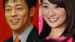 陣内智則、松村未央アナと結婚「永遠に二人歩んで行く」