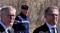 ジャーマンウイングス機の墜落現場、ルフトハンザCEOが訪問するも質問拒否