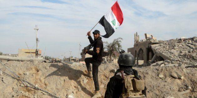 ラマディを「イスラム国」から奪還 イラク軍が勝利宣言