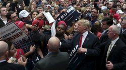 トランプ氏、共和党で勝利してもクリントン氏には勝てない?(世論調査)