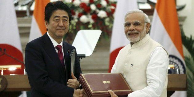 インド、新幹線導入を正式決定 日本は建設費用120億ドル融資へ