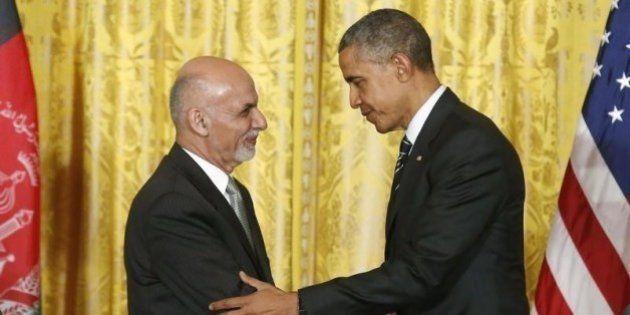 アメリカ軍のアフガン駐留、年末まで1万人維持 ホワイトハウスが計画を修正