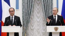 フランスとロシア、対「イスラム国」連携強化へ 対アサド政権では対立