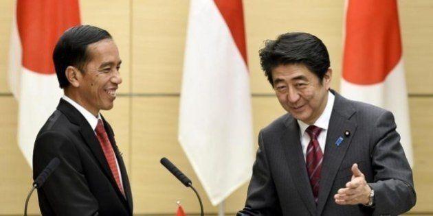 日本・インドネシア首脳、1400億円の円借款を決定 何に使うの?