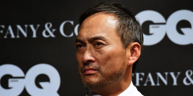 TOKYO, JAPAN - NOVEMBER 21: Actor Ken Watanabe attends the GQ Men Of The Year 2016 at the Tokyo American...