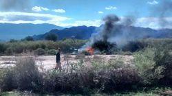 アルゼンチンでヘリ2機衝突 オリンピック金メダリストも犠牲に