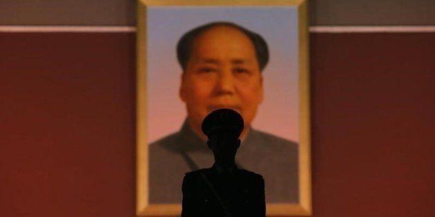 毛沢東を侮辱、中国テレビ司会者を調査へ ネット上で動画広まる