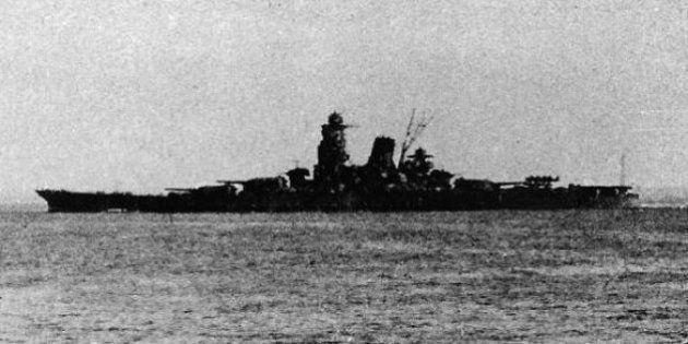 戦艦「武蔵」の船体、フィリピン海底で発見か アメリカの資産家がTwitterで発表