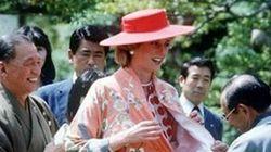 ウィリアム王子、初来日 かつてダイアナさんも着物姿にーー王室との交流を振り返る(画像)