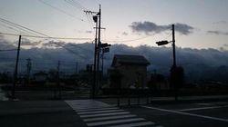 長野県で大規模な停電 新幹線も信号も停まる(画像)