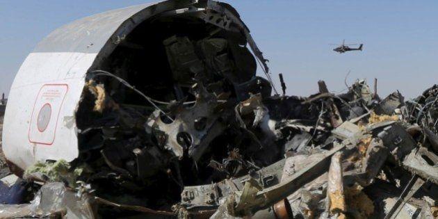 ロシア機墜落、ISが機内に爆弾設置の可能性「かなり高い」とイギリス・ハモンド外相