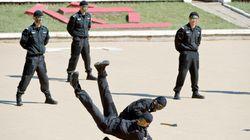 中国がテロ対策部隊を海外派遣へ 法案承認の見通し