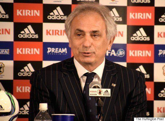 ハリルホジッチ日本代表新監督「目指すのはバルサでもブラジルでもなく......」(会見全文)