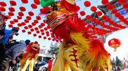 旧正月「春節」を迎えた中国、華やかに祝う(画像)