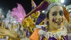 「リオのカーニバル」2015年も最高潮(画像集)