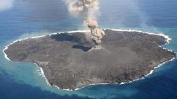 【ニュースで学ぶ英語】西之島、15カ月で面積が11倍