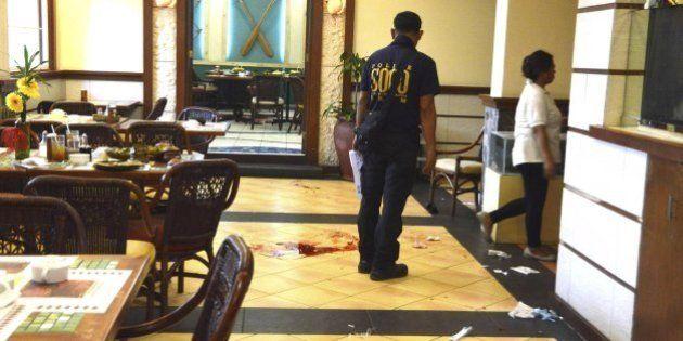 中国人外交官2人射殺される 中国人夫婦を逮捕【フィリピン・セブ】
