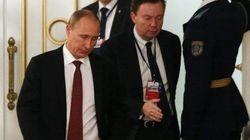 ウクライナ、15日から停戦で合意 4首脳会談、ロシア大統領が明かす