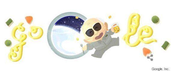 安藤百福さん、Googleロゴに「人生に遅すぎるということはない」