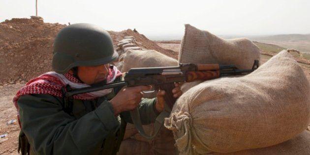 4月にもモスル奪還作戦へ、対イスラム国でイラク軍など2万人超投入