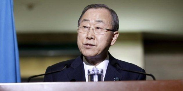 潘基文・国連事務総長が北朝鮮訪問へ、金正恩氏と会談か 韓国報道