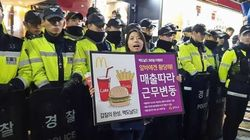 韓国のマクドナルド、アルバイトに占拠される「時給1000円以上の働き」【画像・動画】