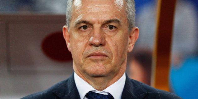 アギーレ監督を解任 サッカー日本代表、八百長疑惑の告発受理で