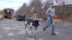 「キモい」と評判の犬型ロボットが進化 小型化された「Spot」