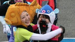 東京マラソン2015、思わず二度見してしまうランナーたち(画像集)