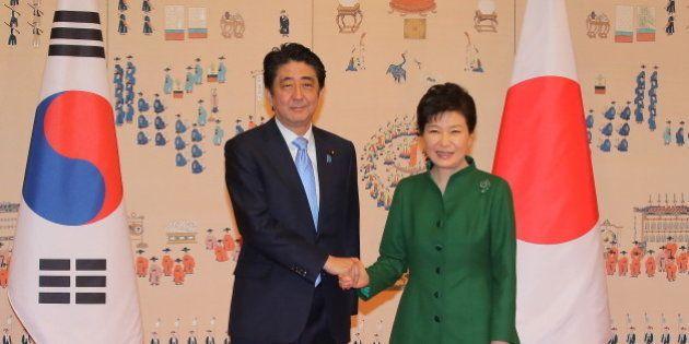 【日韓首脳会談】懸案の慰安婦問題は「早期妥結へ交渉加速」で一致