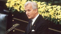「過去に目を閉ざす者は、現在にも盲目になる」演説 ワイツゼッカー・元ドイツ大統領死去