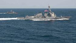 【南沙諸島】アメリカの駆逐艦、中国が造成した人工島の「領海」に侵入へ