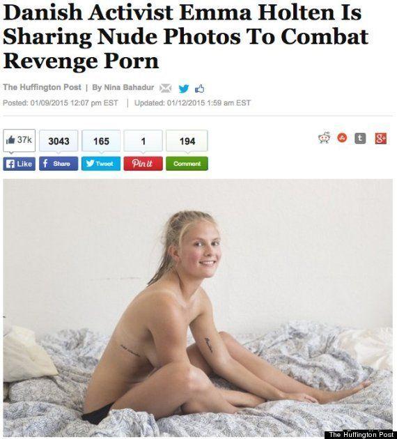 【ニュースで学ぶ英語】リベンジポルノと戦う女性、自分のヌード写真公開