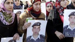 「イスラム国」に大規模報復へ パイロット殺害映像を受けてヨルダン軍