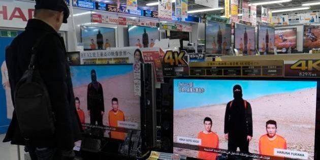 湯川遥菜さん・後藤健二さんの交渉期限迫る 菅官房長官「あらゆるチャンネルで全力」
