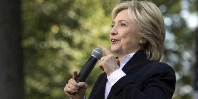 ヒラリー・クリントン氏「TPPを支持しない」