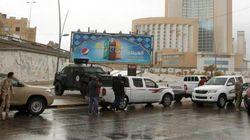 リビア、武装勢力がホテル襲撃