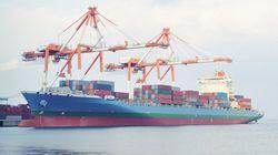 貿易赤字が過去最大 円安で液化天然ガスの輸入額が増加