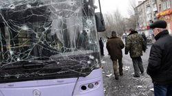 ウクライナ情勢、再び悪化 住民の犠牲者増える事態に【画像】