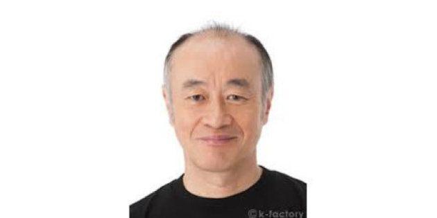井之上隆志さん死去