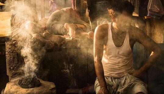【写真は語る】飢えと貧困のなかで生きる希望を(画像)