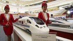 インドネシアの高速鉄道計画、見直し 日中の受注競争振り出しに