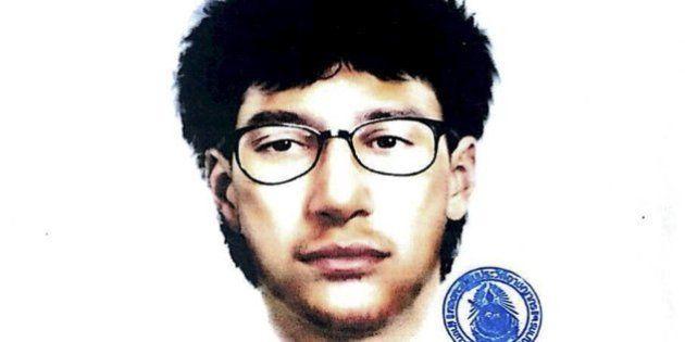 バンコク爆発の容疑者、似顔絵を公開 外国人か?