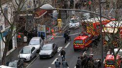 【パリ銃撃】「シャルリー・エブド」襲撃犯、ガソリンスタンドを襲撃して民家に立てこもりか